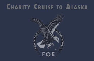 2018-2019 Grand Worthy & Grand Madam's Charity Cruise to Alaska